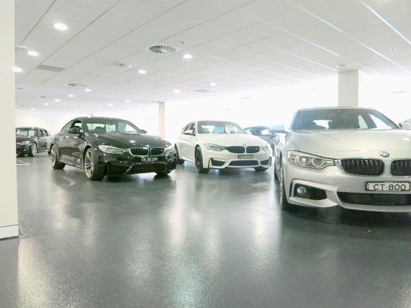 BMW Alexandria Project